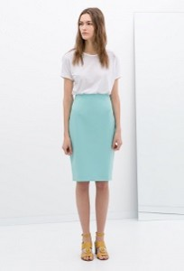 Shopping List - Zara Pencil Skirt